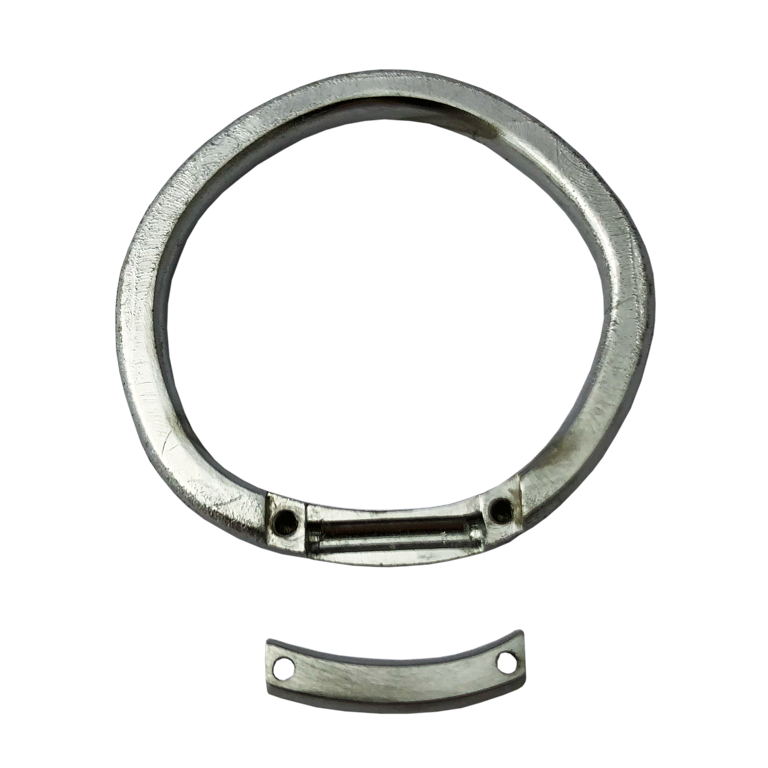 CNC Chrome Plated Carbon Steel
