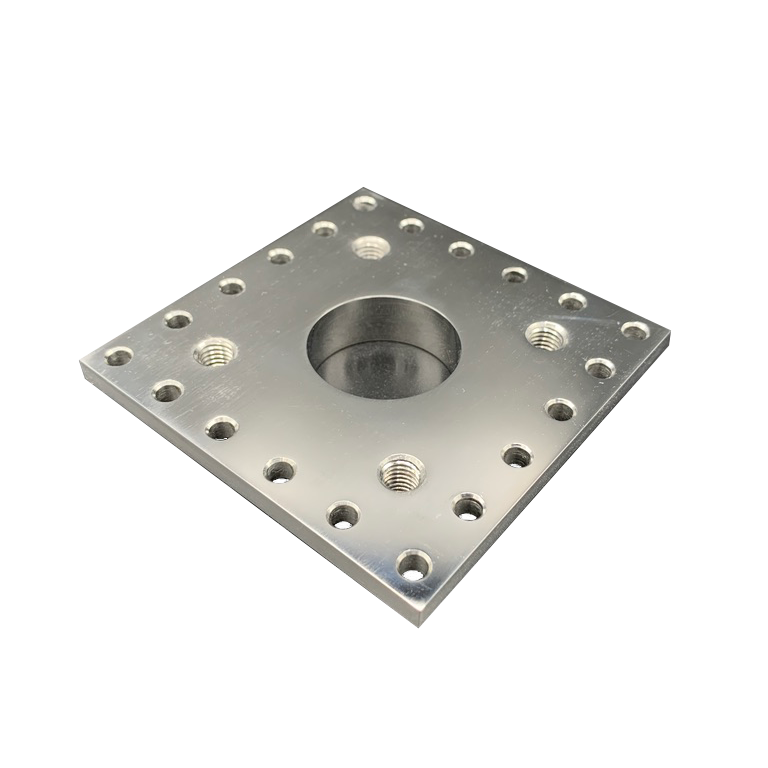 CNC - Polished Stainless Steel
